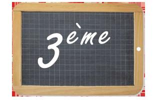 DM Maths 3ème